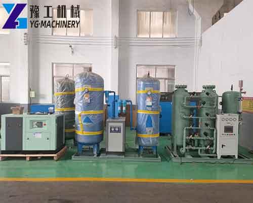 Application of YG New Oxygen Cylinder