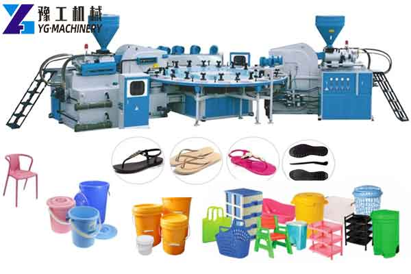 Automatic Injection Moulding Machine Manufacturer