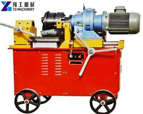 Automatic Rebar Threading Machine Manufacturer