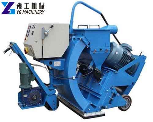 Concrete Shot Blasting Machine Manufacturer