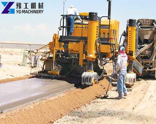 Concrete Slipform Paver Manufacturer