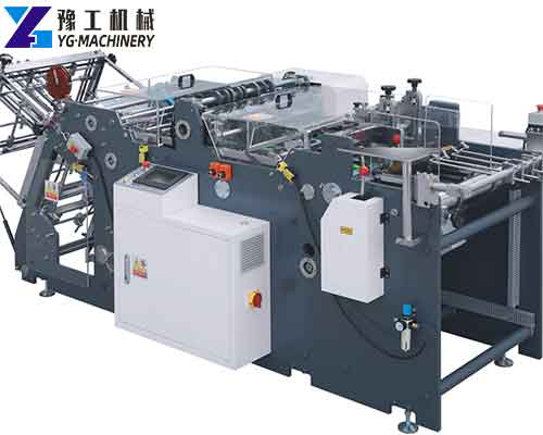 Disposable Lunch Box Making Machine