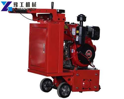 Floor Scarifier Machine Manufacturer