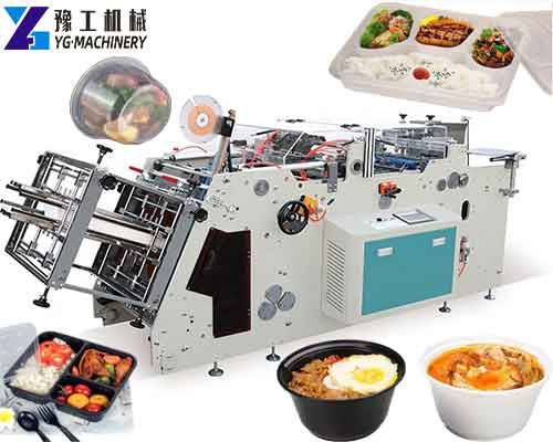 Food Box Making Machine Manufacturer