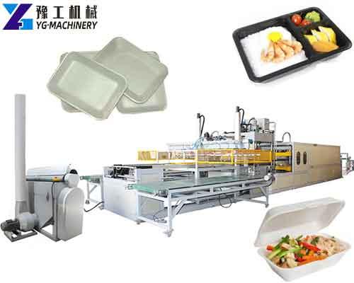 Lunch Box Making Machine Price