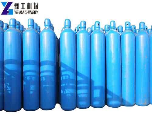 Medical Seamless Oxygen Gas Cylinder