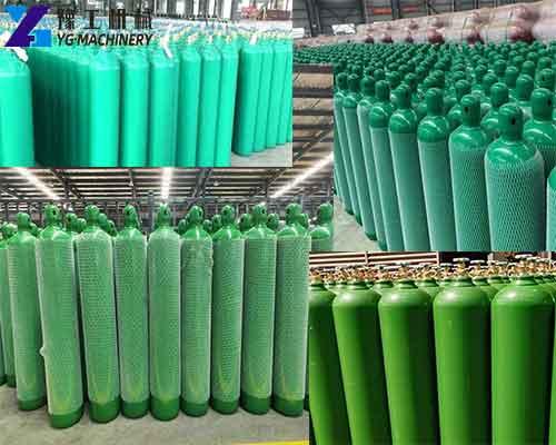 Mini Oxygen Cylinder Manufacturer