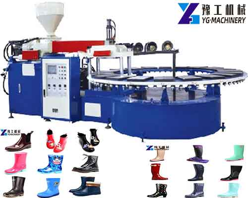 PVC Shoe Injection Moulding Machine Price