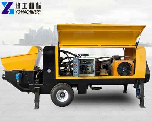 Truck Mounted Concrete Pump Manufacturer