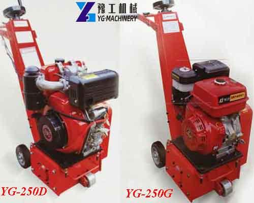 YG-250 Series Floor Scarifier for Sale