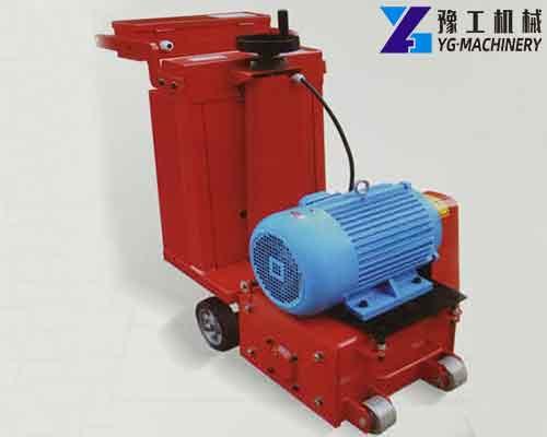 YG-300E Electric Concrete Scarifying Machine