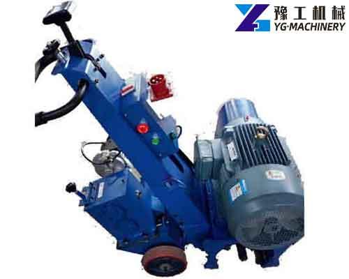 YG-300Z Electric Automatic Concrete Scarifier