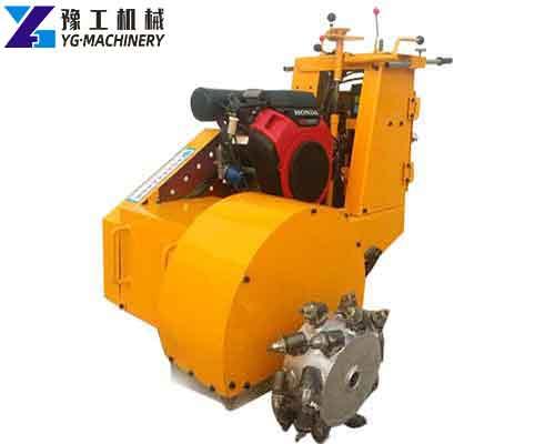YG-500 Multi-function Hydraulic Floor Scarifier Machine