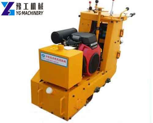 YG-500H Full Hydraulic Floor Scarifying Machine