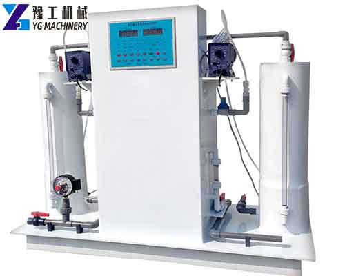 Chlorine Dioxide Generator Manufacturer